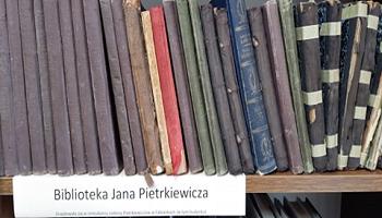 Biblioteczka Jana Pietrkiewicza